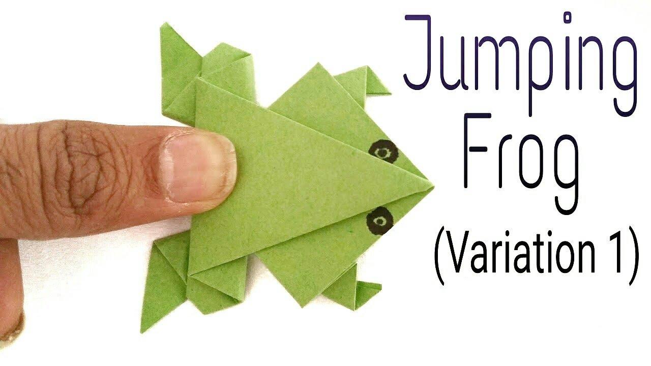 Traditional Jumping Frog (Variation 1) - Action Fun ... - photo#36