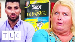 laura Thinks Aladin Needs Some Help Satisfying Her In The Bedroom! | 90 Day Fiancé: The Other Way
