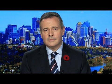 Jason Kenney Blames Ottawa For Encana Leaving Canada
