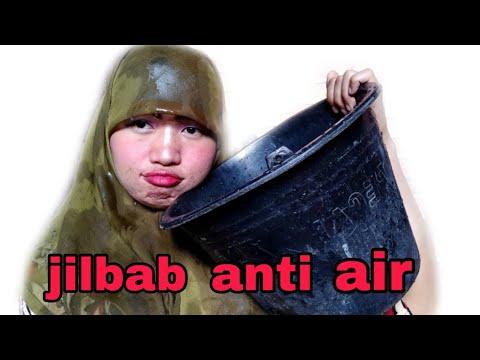 JILBAB ANTI AIR