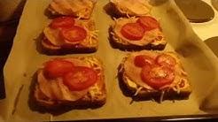Uunileipiä ja erilainen lättytaikina