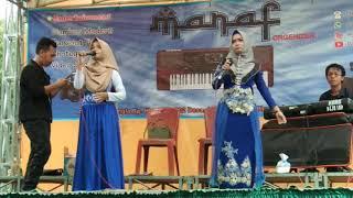 Manaf Entertaiment-Novi \u0026 Dewi- Amane