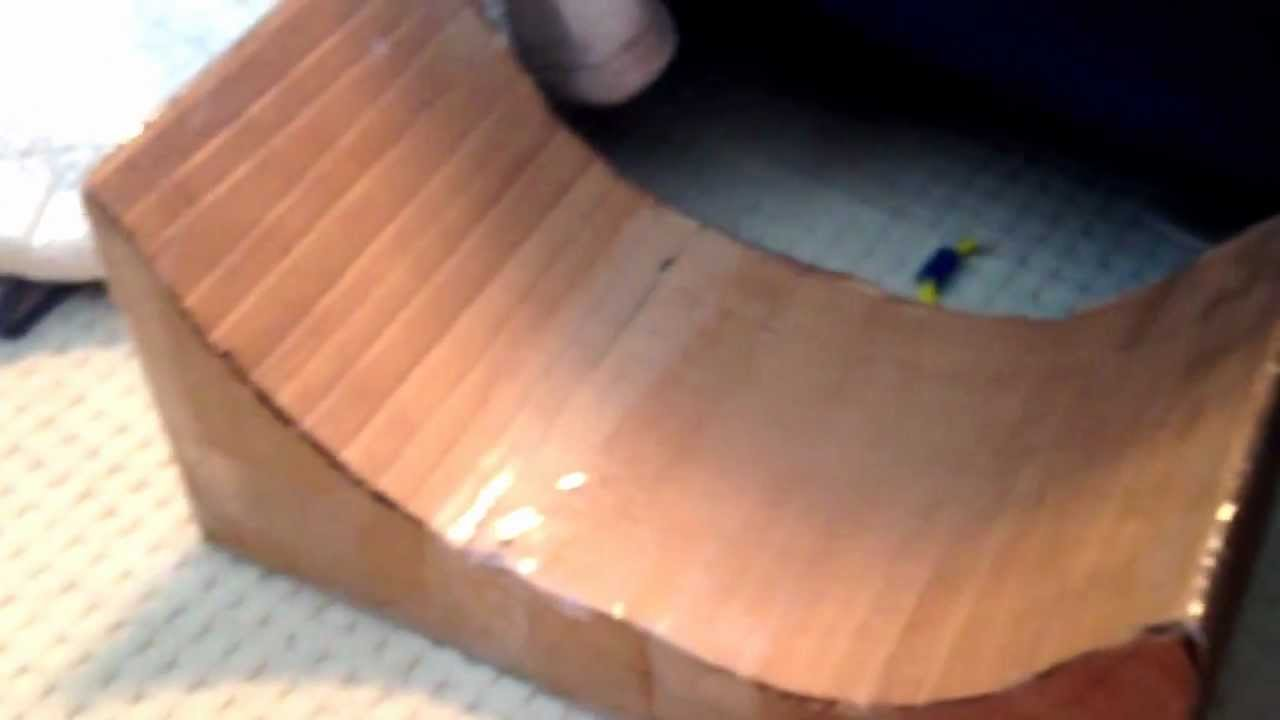 Homemade tech deck ramps review youtube homemade tech deck ramps review baanklon Gallery