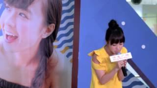 170625 《實驗青春》@ 廣州恆寶廣場 糖妹陽光小姐見面會 [Fancam]