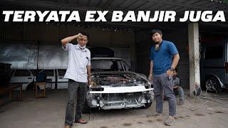 PROGRES MOBIL AT86 : TERNYATA EX LAKA, EX BANJIR JUGA