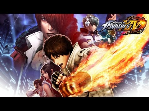 The King Of Fighters XIV Ver.2 Update 1.10 New Graphics