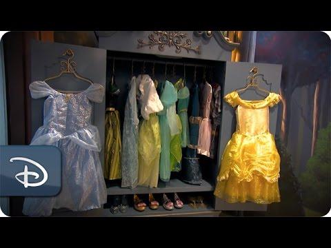 Tour the New Bibbidi Bobbidi Boutique | Disney Springs
