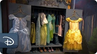 tour the new bibbidi bobbidi boutique disney springs