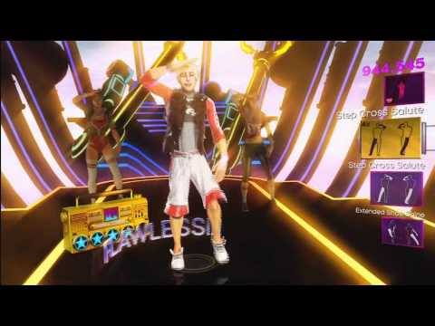 Yeah 3X by Chris Brown - Dance Central 2 (DLC) Hard (100%) Routine