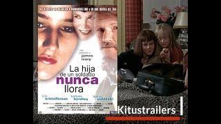 La Hija de un Soldado nunca Llora Trailer