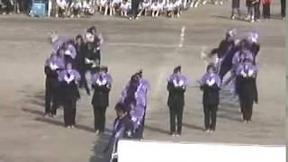 鹿児島県 加治木高校 応援団