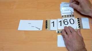 Le carnet numératif