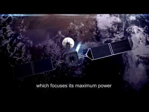 Presentación del ARSAT-1