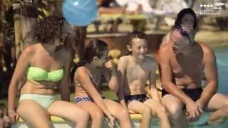 Le Camping de La Pascalinette 4* parc aquatique et espace dans le Var