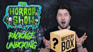 The Horror Show Package Unboxing