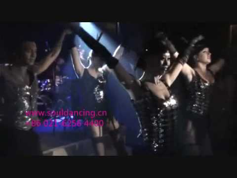 Shanghai Dance Studio Cabaret Performance /Souldancing