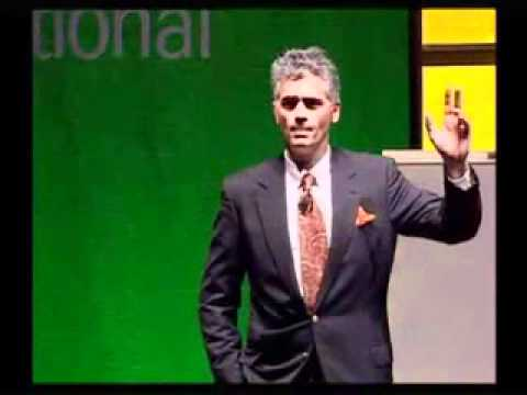 Bruce Turkel talks about Destination Branding at the DMAI Annual Meeting