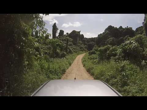 Driving in North Santo - Part 1