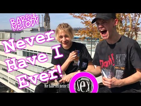 Bars and Melody: 'Never Have I Ever…'
