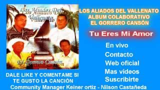 Tu Eres Mi Amor - Alfonso Salazar | keiner ortiz | Vallenatos | Clásicos del Vallenato