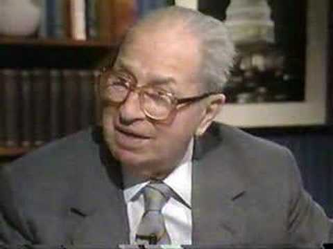 Mortimer J Adler in 1990 part 3/3