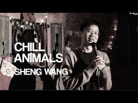 Sheng Wang | Chill Animals | Stand Up Comedy - YouTube