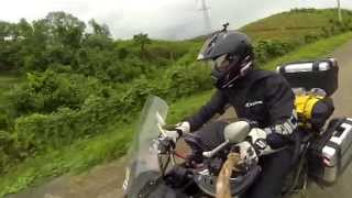 Versys 650 : One guy One Bike : 5 days in laos