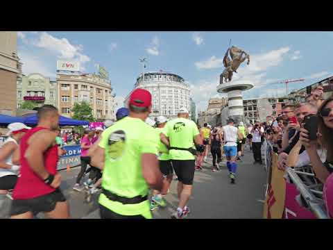 Wizz Air Skopje Marathon 2018 - Promotional Video