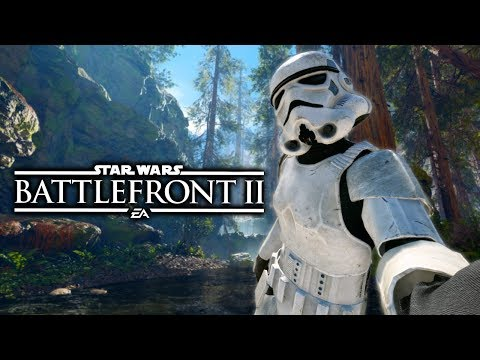 Star Wars Battlefront 2 - Funny Moments #48