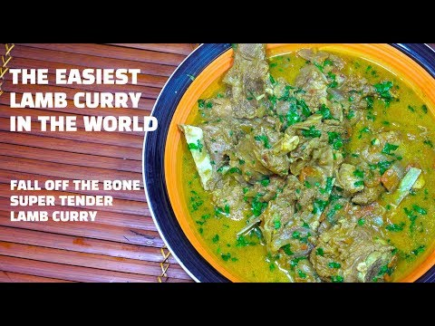 The Easiest Lamb Curry in the World - Lamb Curry - Easy Method Lamb Curry Recipe