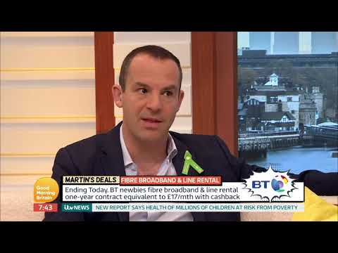 How to Get Cheap Broadband on BT | Good Morning Britain