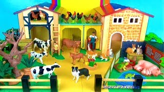 Learn FARM ANIMALS