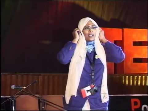 Gada Award: Siham Taha Almujamar at TEDxKhartoum 2012