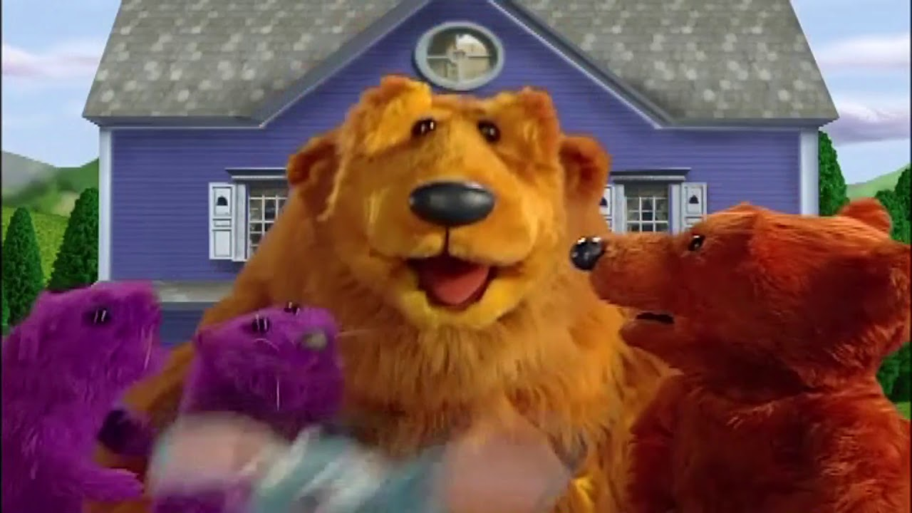 Bear in the Big Blue House - Welcome to Woodland Valley ...