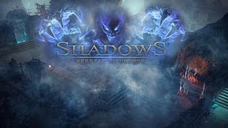 Shadows Heretic Kingdoms Book One Devourer of Souls Gameplay(PC)