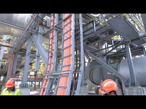 Cement Australia- Port Kembla Grinding Mill Project