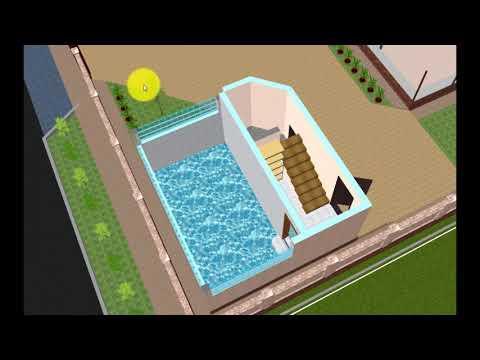 Как в Sweet Home 3D на компьютере создать 3D проект дома?