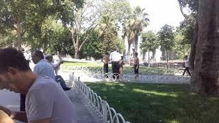 Yakalandı suriyeli araplar ciplaklar cibildaklar fatih anıt park
