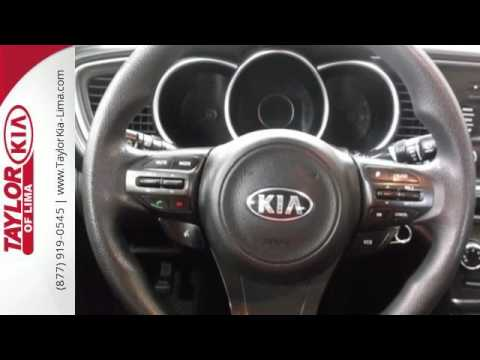 Used 2015 Kia Optima Lima OH Findlay, OH #TM2982