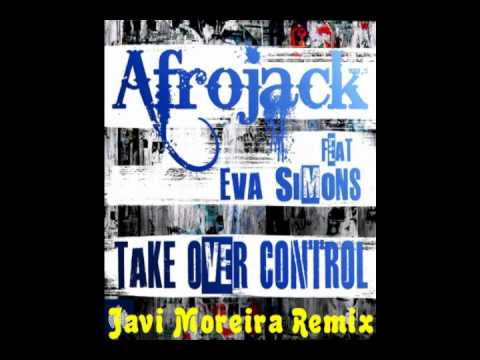 Afrojack Feat. Eva Simons - Take Over Control (CD Single Promo)