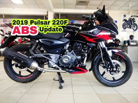 2019 Bajaj Pulsar 220F C&G ABS update and Walkaround in Hindi #BPC