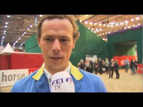 Rolex FEI World Cup 2012-13 Leipzig, News