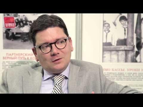 Интервью редакции портала BUYBRAND Inform с John Balman, директором по развитию бизнеса в Европе Alliance Laundry Systems