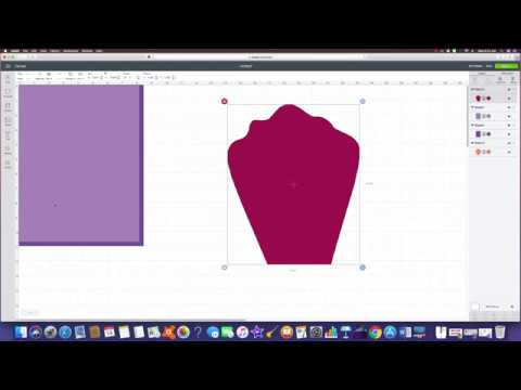 Uploading, Sizing, And Making Large, Medium Flower out of 1 SVG and PNG Files
