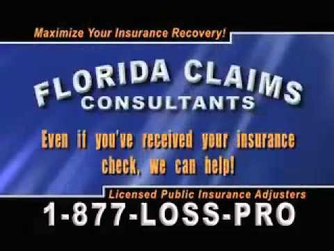 Orlando Public Adjuster | Florida Claims Consultants | (877) 567-7776