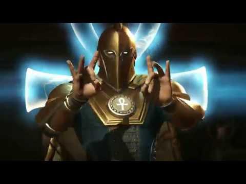 Injustice 2 - Introducing Dr. Fate!