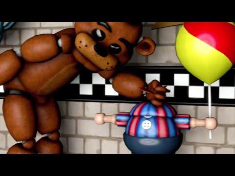 [SFM FNAF] Annoying Balloon Boy