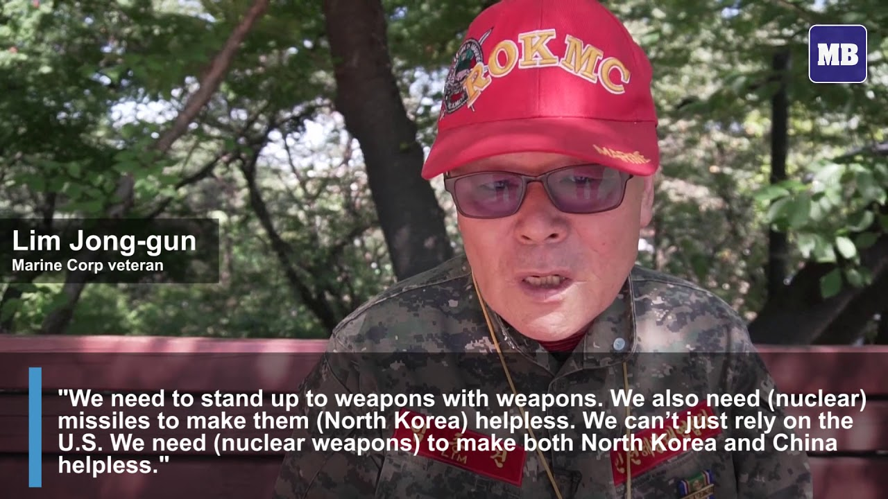 South Koreans react to latest North Korea missile launch