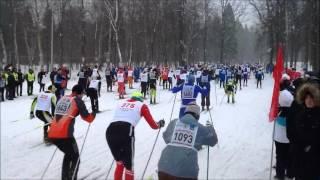 Манжосовская лыжная гонка 2016