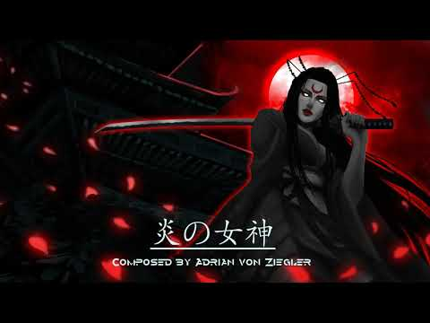 Japanese Fantasy Music - Honō no Megami (炎の女神)